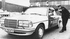 1970s patrol car