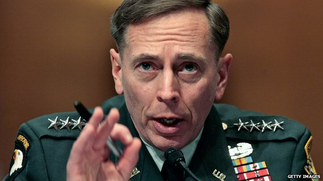 David Petraeus
