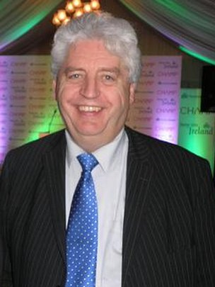 SDLP leader Alasdair McDonnell 