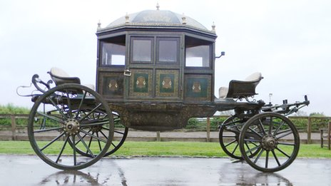 Mysore state carriage