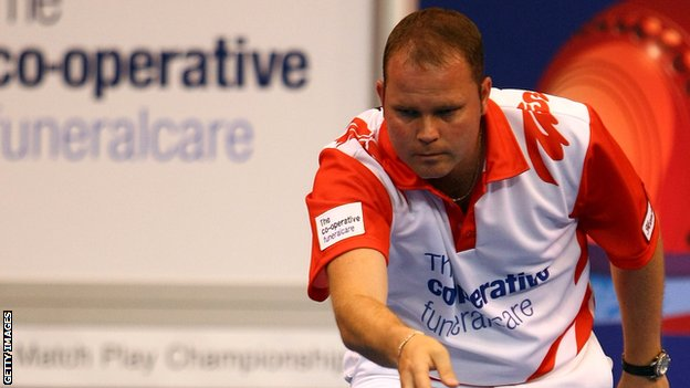Paul Foster is the Scottish Open champion