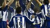 Kilmarnock celebrate a fine home win against Ross County
