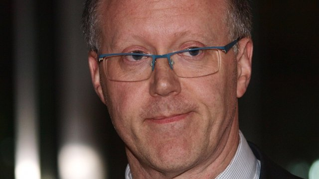 BBC director general steps down