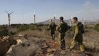 Israel fires 'warning' into Syria