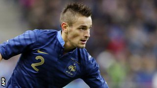 Debuchy has made 11 appearances for France since making his debut in 2011