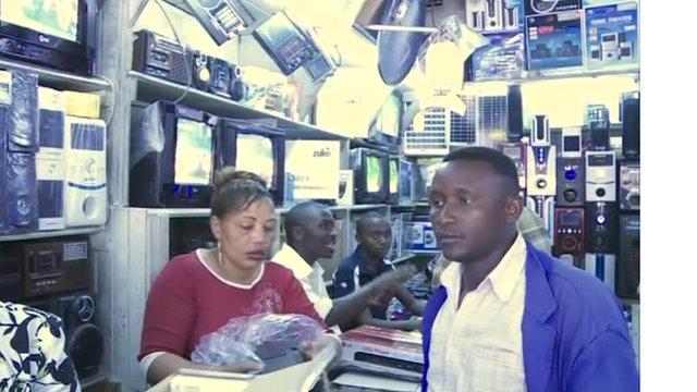Consumers in Kenya