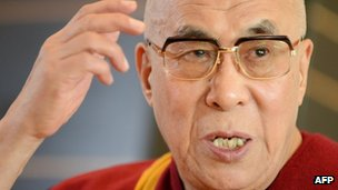 Dalai Lama in Japan, 5 November 2012