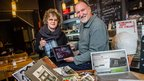 Jo and Angelo Conti are sharing images of the Conti cafes with People's Collection Wales.