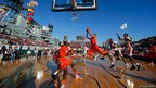Syracuse Orange's Michael Carter-Williams scores against the San Diego State Aztecs