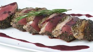 Loin of venison recipe: BBC Food