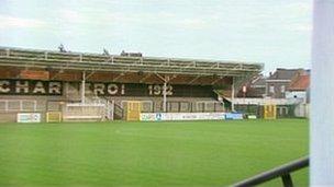Charleroi stadium