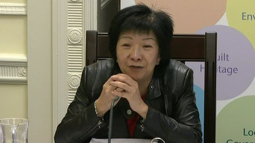 Committee Chairwoman Anna Lo