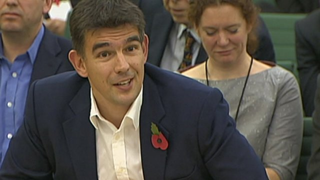 Google UK's Matt Brittin