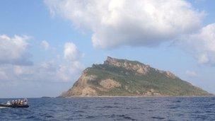 Senkaku/Diaoyu Islands
