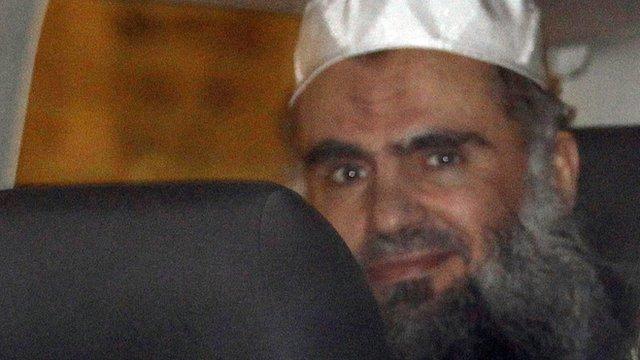 Muslim cleric Abu Qatada