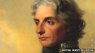 Admiral Horatio Lord Nelson