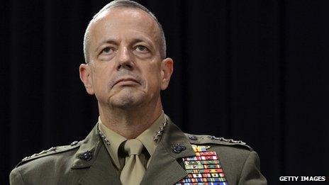 Gen John R. Allen