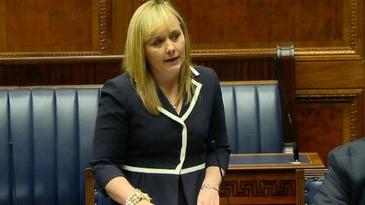 Michelle McIlveen of the DUP tabled the motion.
