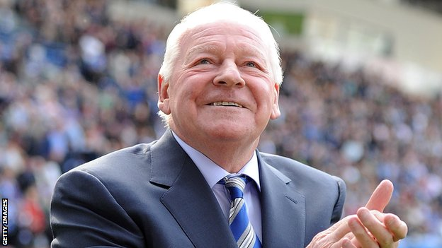 Wigan Athletic chairman Dave Whelan