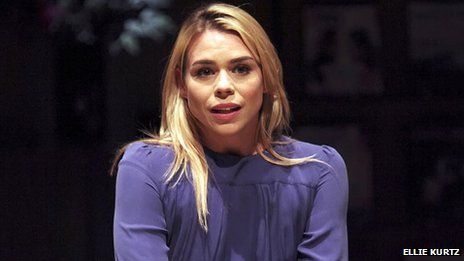Billie Piper in The Effect