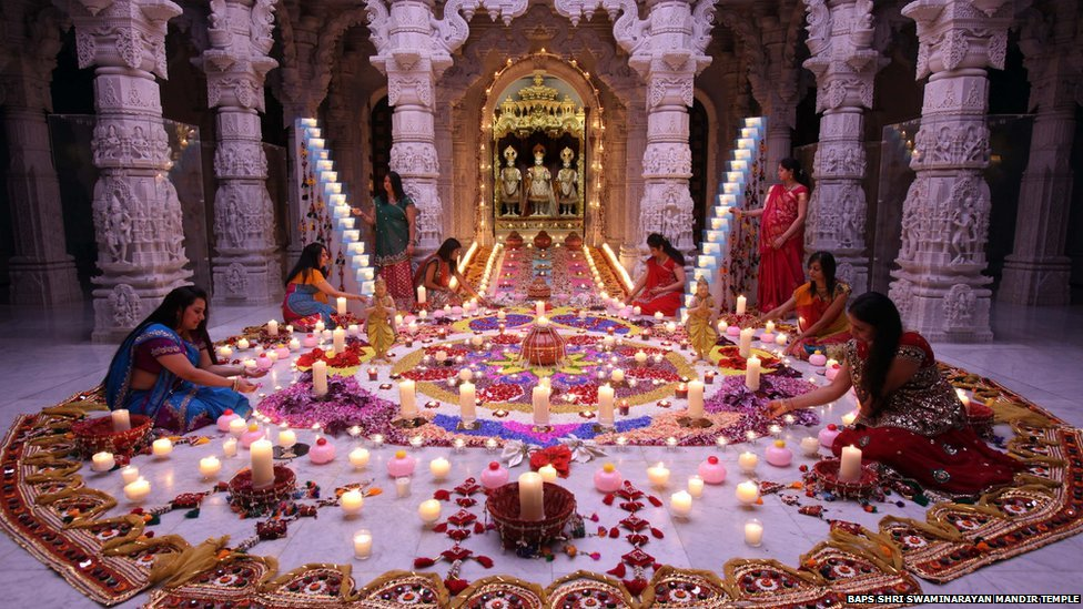 Bbc News Diwali Festival Of Lights Your Pictures