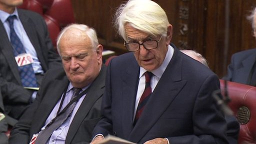 Crossbencher Lord Lloyd of Berwick