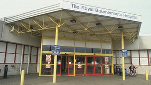 The Royal Bournemouth Hospital