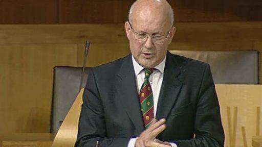 Conservative MSP John Scott