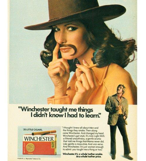 Smoking ads essay