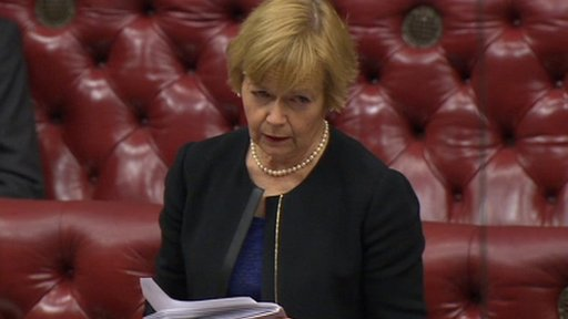 Conservative peer Baroness O'Cathain