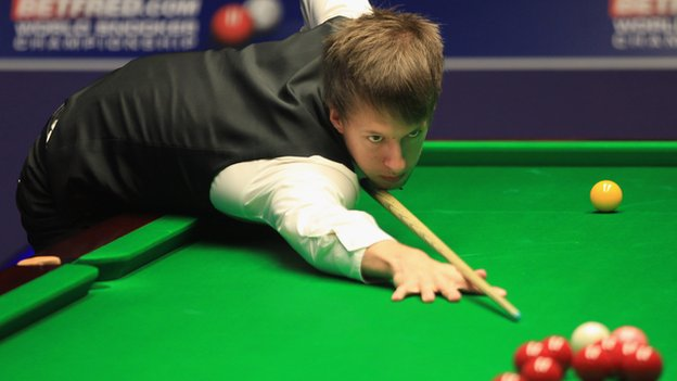 Snooker World Championships - Judd Trump