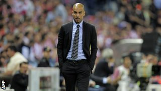 Pep Guardiola could be heading to AC Milan.