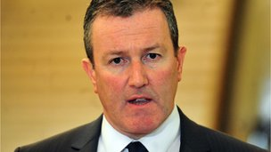 MP Conor Murphy