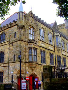 Apprentice Boys hall, Derry