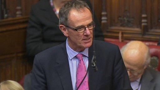 Liberal Democrat Lord Teverson