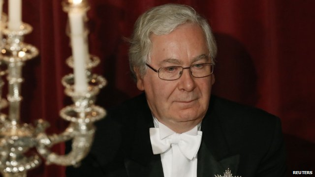 Mervyn King, merchant of gloom