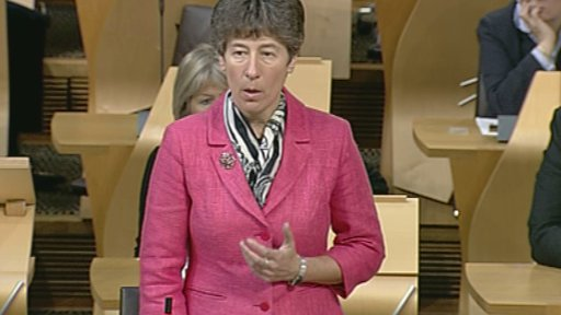 Conservative MSP Liz Smith