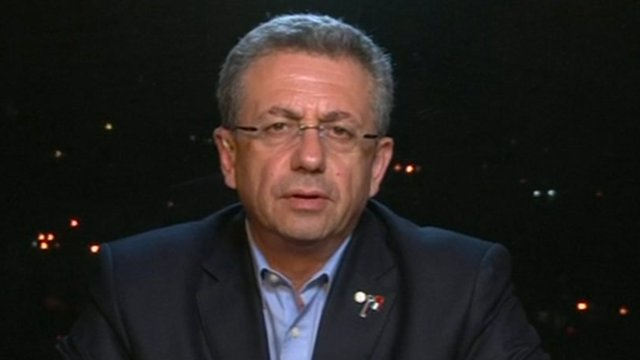 Mustafa Barghouti, Palestinian Legislative Council