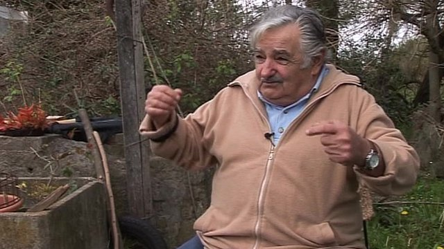 Jose Mujica, President of Uruguay