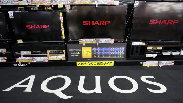 Sharp TV sets