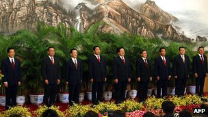 16th Party Congress line-up