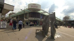 Brunel Centre, Swindon