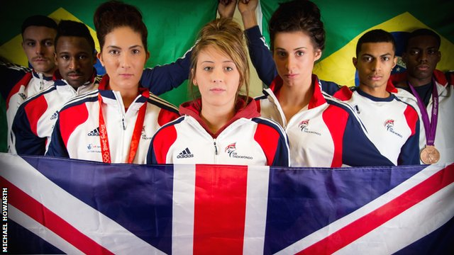 GB Taekwondo and UK Sport launch 'Fighting Chance: Battle4Brazil'