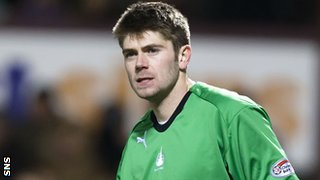 Hartlepool's Scott Flinders used to play for Falkirk