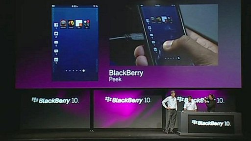 New Blackberry smartphone unveiled