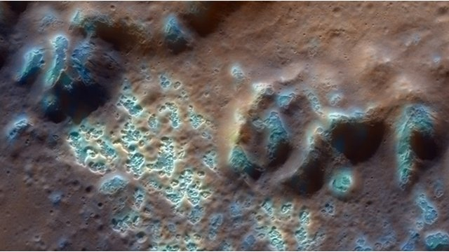 Hollows on Mercury