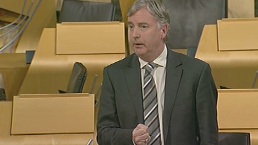 Labour MSP James Kelly