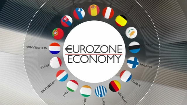 The return to recession is roughly in line with expectations given the current debt crisis plaguing the euro zone