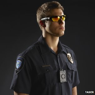 Taser Axon Flex-On Officer Video System