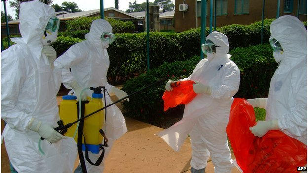 Ebola Uganda